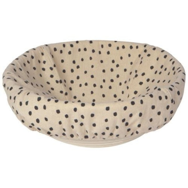 """Danica/Now Designs Banneton Liner  for 9"""" Round  - Dots"""