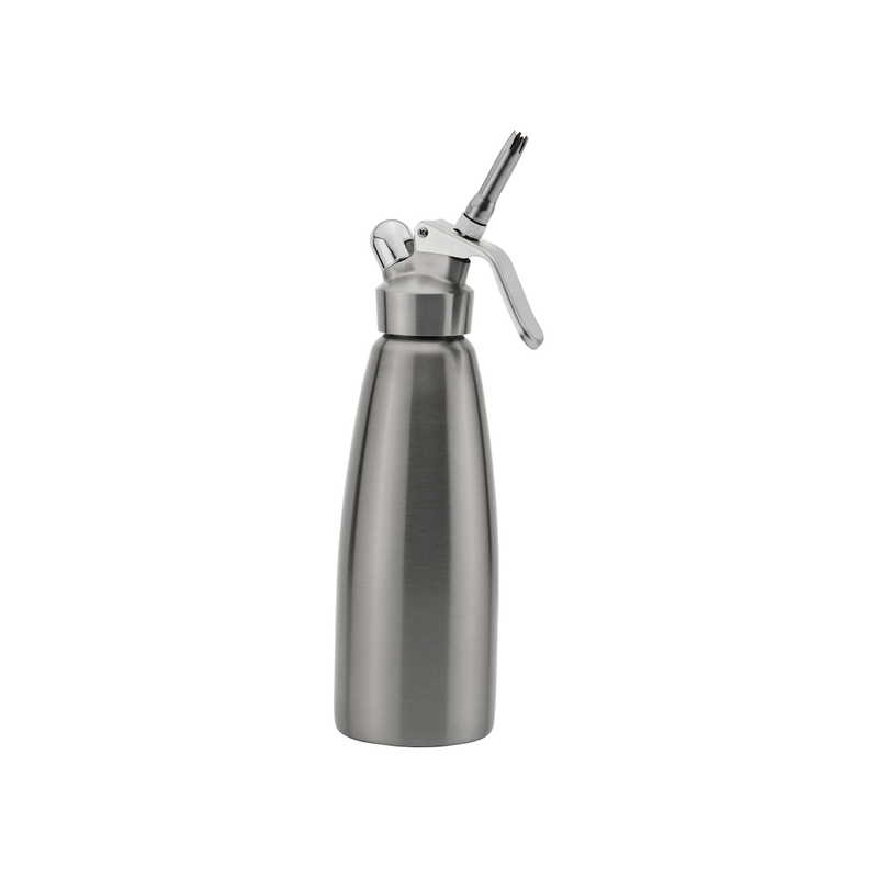 Browne & Co Browne 0.5L Cream Whipper Stainless Steel
