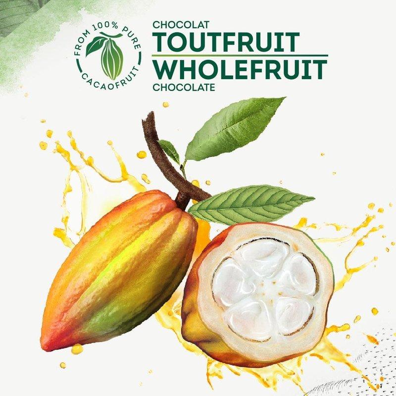 Cacao Barry CB Evocao Wholefruit Chocolate 2.5kg