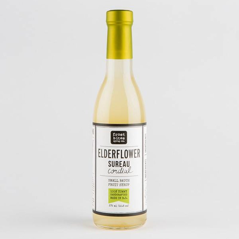 Frostbite Co. Elderflower Cordial