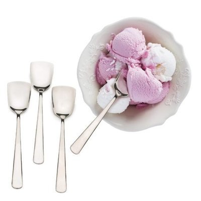 RSVP International Inc Gelato/Ice Cream Spoon