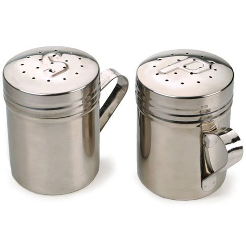 RSVP International Inc Salt & Pepper SS Set