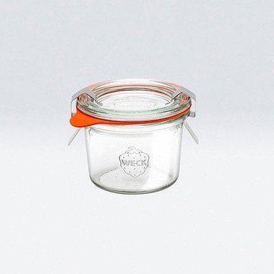 Weck Weck mold jar mini 80ml 080