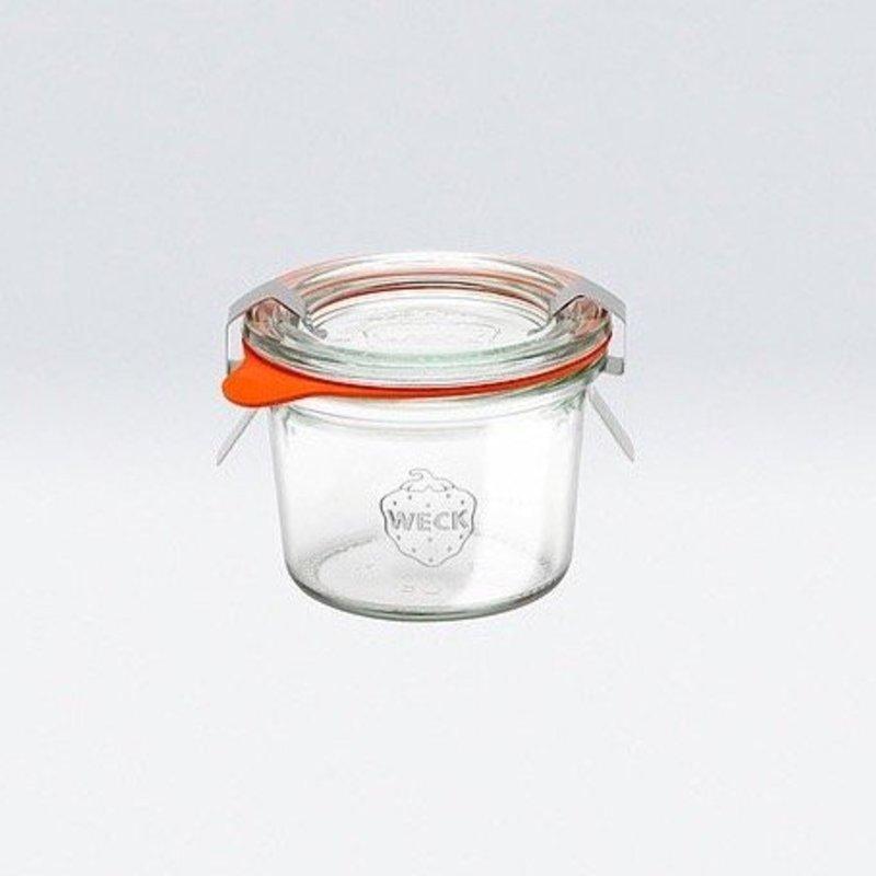 Weck Weck Mold Jar Mini 80ml  080