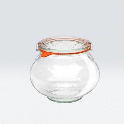 Weck Weck Deco Jar 1/2L