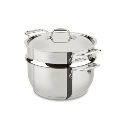 All-Clad All-Clad 5-Qt d5 Steamer Set