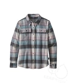 Patagonia Women's Long Sleeve Fjord Flannel Shirt