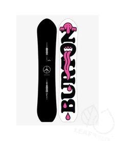 Burton Kilroy Custom Snowboard