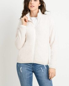 Fleece Zipper Jacket