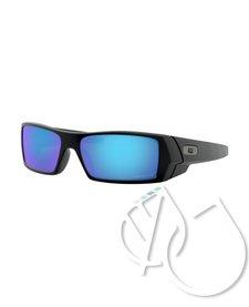Oakley Gascan Matte Black w/ Prizm Sapphire Polar