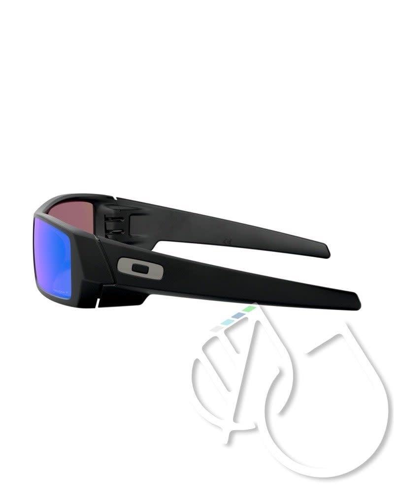 Oakley Oakley Gascan Matte Black w/ Prizm Sapphire Polar