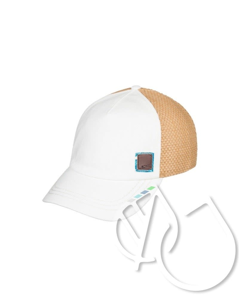 6c12fecf86346 Roxy Incognito Trucker Hat -wbt0 - Leaf in Creek Earthpedition