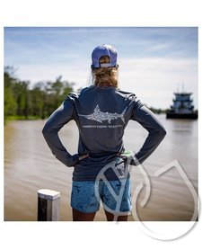 Aftco Women's Fishing Shirt Jigfish