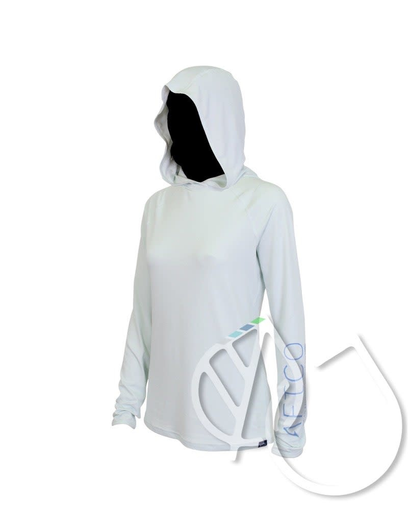 Aftco Aftco Women's Samurai hooded fishing shirt