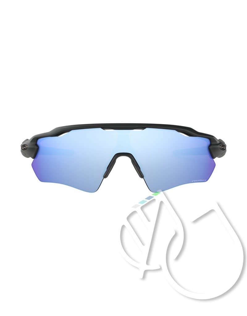 Oakley Oakley RADAR EV PATH -Matte Black Prizm -Deep Water Polarized