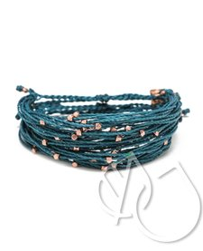 Pura Vida Rose Gold Malibu Bracelet F19
