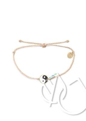 Pura Vida Pura Vida Yin Yang Bracelet Gold F19