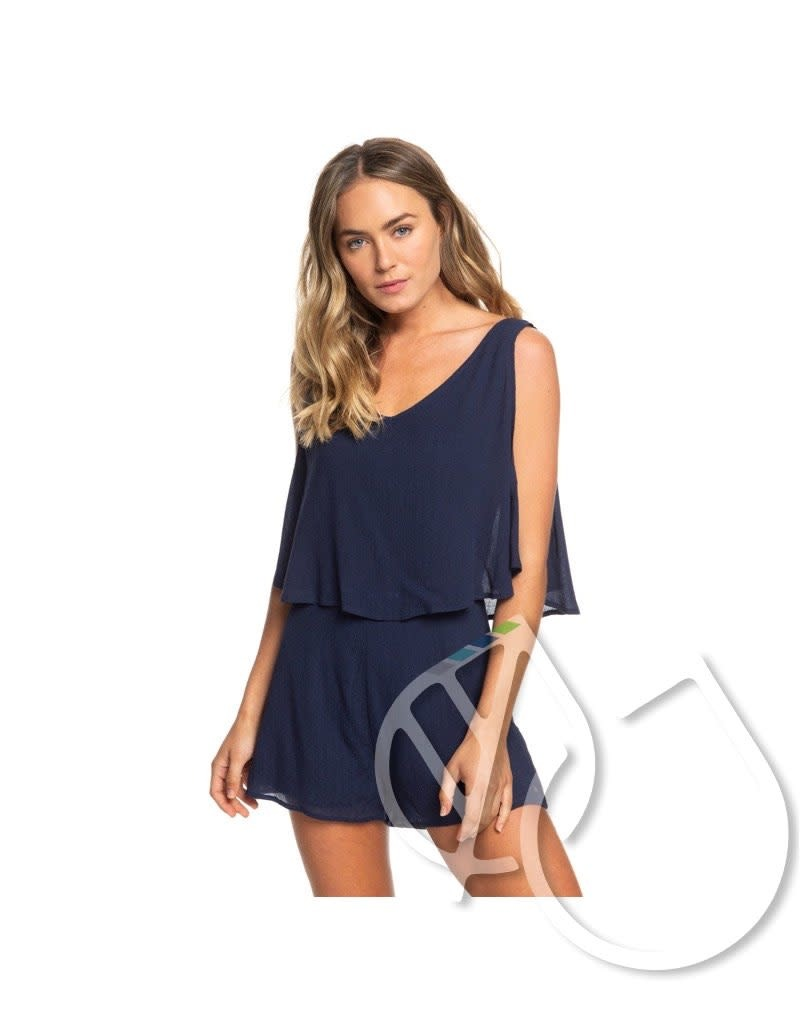 Roxy Roxy Festi Face Sleeveless Layered Romper