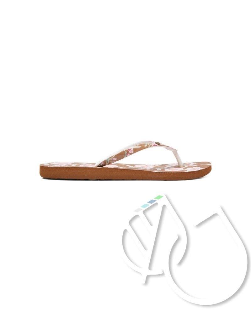 Roxy Roxy Portofino Flip-Flops -BROWN COMBO (bnc)