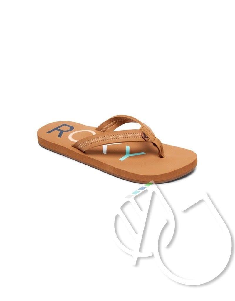 Roxy Roxy Vista Sandals -TAN (tan)