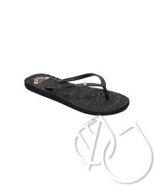 Roxy Antilles Flip-Flops -BLACK (blk)