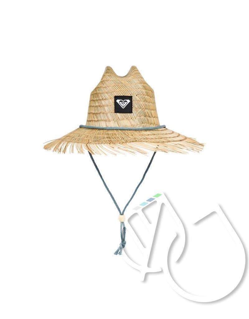 Roxy Roxy Tomboy Straw Lifeguard Hat