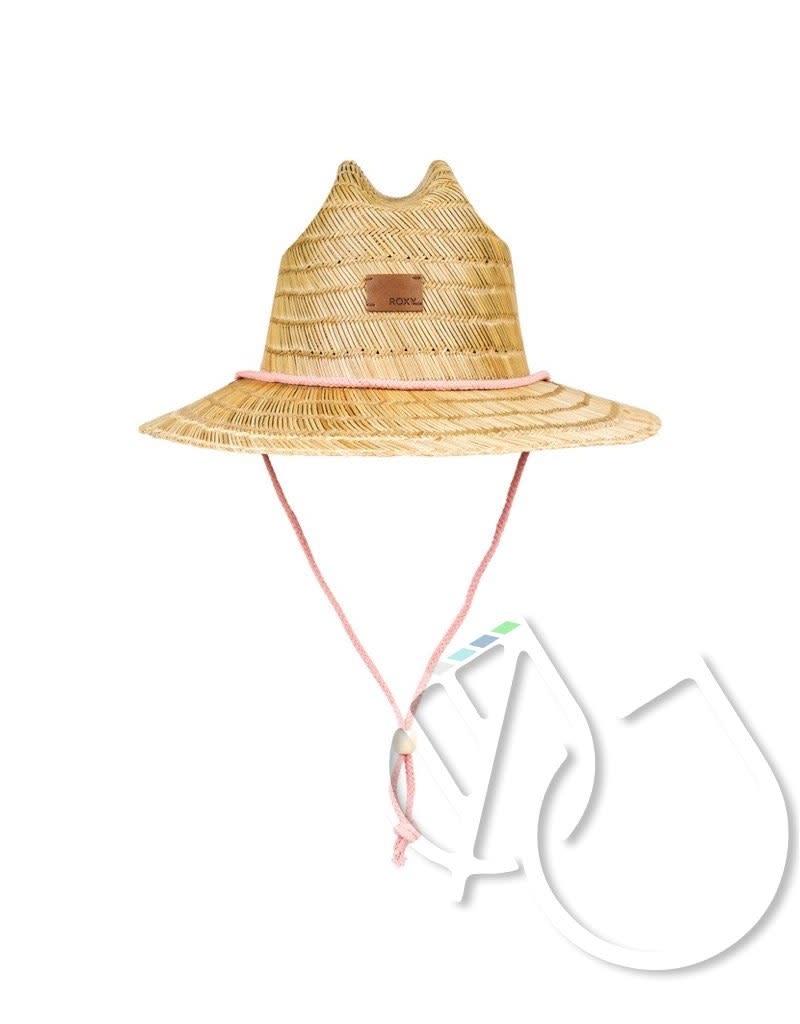 Roxy Roxy Pretty Smiles Straw Sun Hat