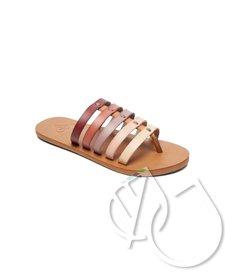 Roxy Aileen Sandals -MAUVE WINE (mvw)