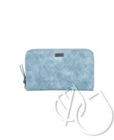 Roxy Oopsie Daisy Zip-Around Wallet -TROOPER (bln0)