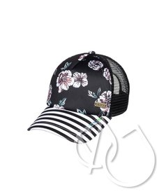 Roxy Water Come Down Trucker Hat -ANTHRACITE AXS SEPT (kvj8)