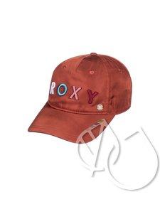 Roxy Thats For Lover Baseball Hat -CEDAR WOOD (mms0)