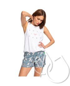 Roxy Oceanside Beach Shorts -TROOPER ALAPA (bln6)
