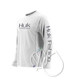 HUK ICON X LS SHIRT