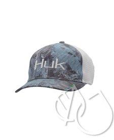 HUK CAMO TRUCKER CAP -SubPhantis Glacier