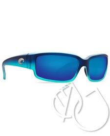 Costa Caballito Blue Mirror 580P -Matte Caribbean Fade