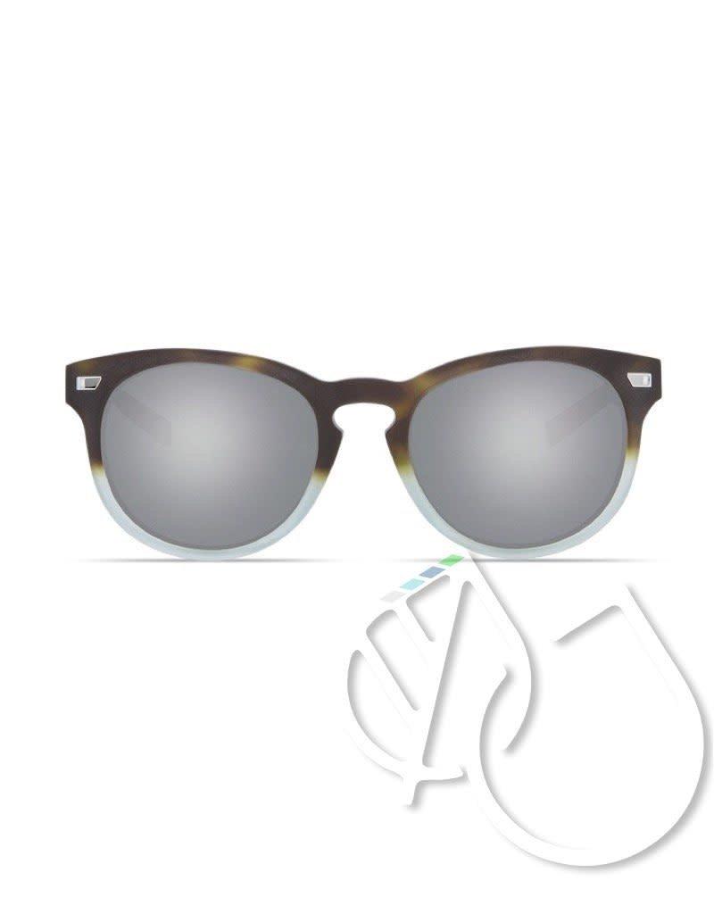 NEW 580G Silver Gray Mirror 580 Glass Costa Del Mar DEL MAR Matte Tide Pool