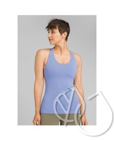 Prana Verana Top -Colony Blue F19