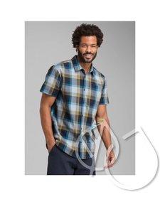 Prana Benton Shirt RIVER ROCK BLUE F19