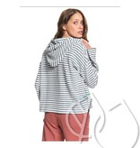 Roxy Roxy Get Casual Oversized Cropped Hoodie