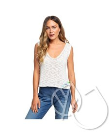 Roxy Blooming Season Knitted Tank Top