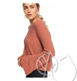 Roxy Roxy Sorrento Shades Flared Sleeve Sweater