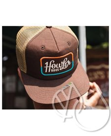 Howler Brothers Howler Classic Snapback Brown/Gold
