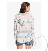 Roxy Roxy View Across The Hills Hooded Long Sleeve Poncho Shirt
