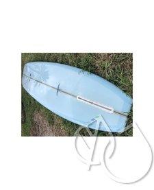 "DONALD TAKAYAMA Surfboard -Model T 9'6"" Sky Blue"