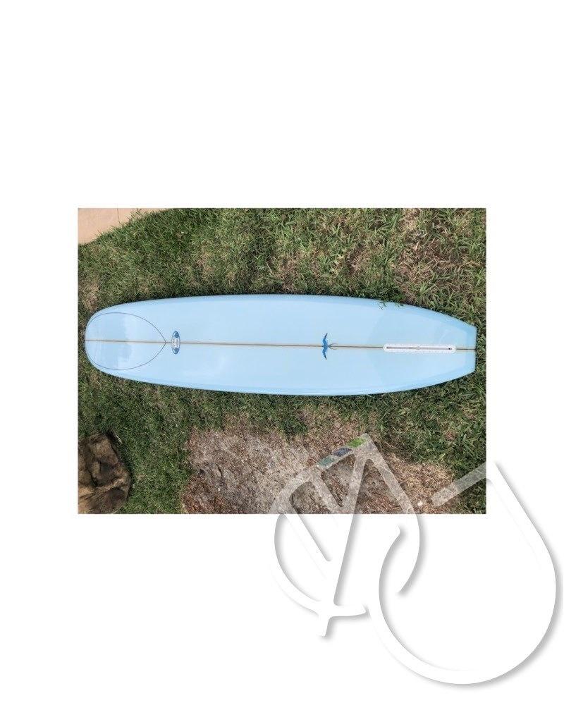 "DONALD TAKAYAMA DONALD TAKAYAMA Surfboard -Model T 9'6"" Sky Blue"