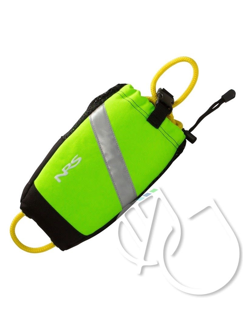 NRS NRS Wedge Rescue Throw Bag -High Vis Green