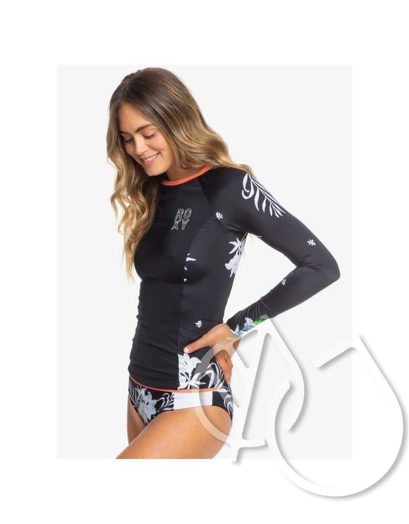 Roxy ROXY Fitness Long Sleeve UPF 50 Rashguard