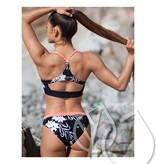 Roxy ROXY Fitness Full Bikini Bottoms