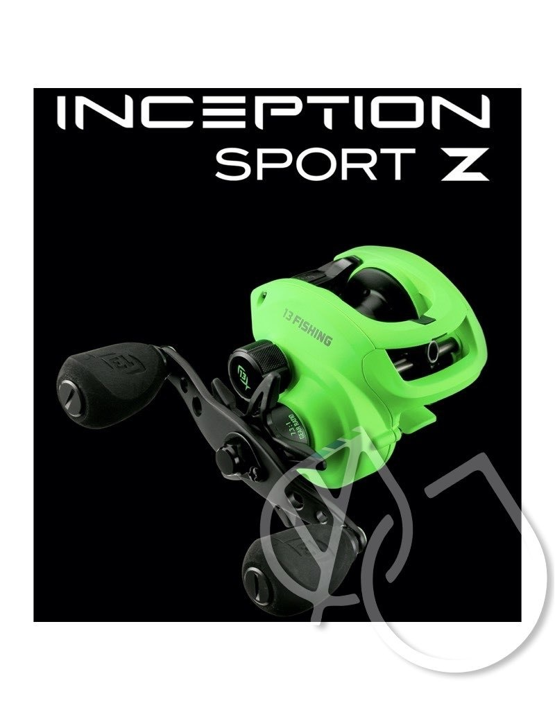 13 Fishing [13] Inception Sport Z Baitcast Reel