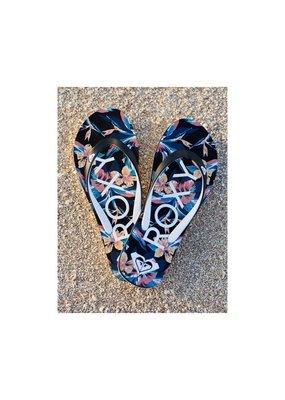Roxy Roxy Tahiti Flip-Flops -BLACK (blk)